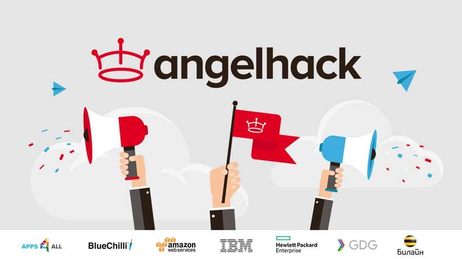 Крупнейшая в мире серия хакатонов AngelHack в четвертый раз стартует в России!