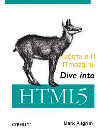 Dive Into HTML5: Free ebook for intermediate web developers.