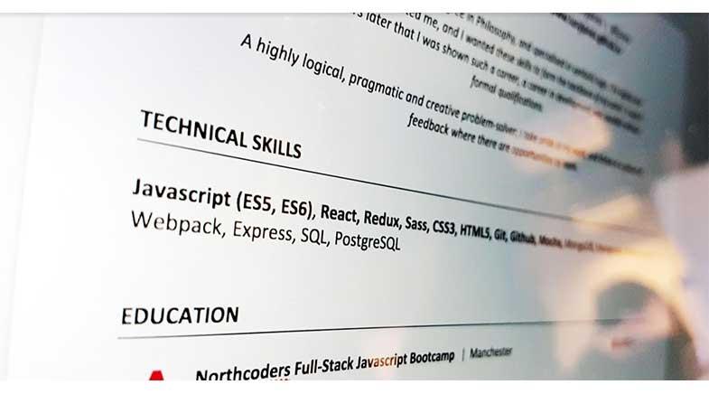 Резюме программиста, как разработчику написать хорошее резюме