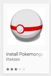 Поддельные Pokemon Go